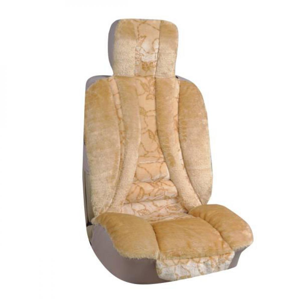 Купить Чехлы на сиденья skyway меховые, искусственный мутон, 5 предметов s03001044