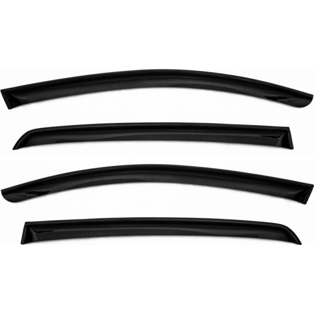Купить Дефлектор окон rein накладной скотч 3м 4 шт., peugeot 3008 ii внедорожник, 2016- rеinwv992