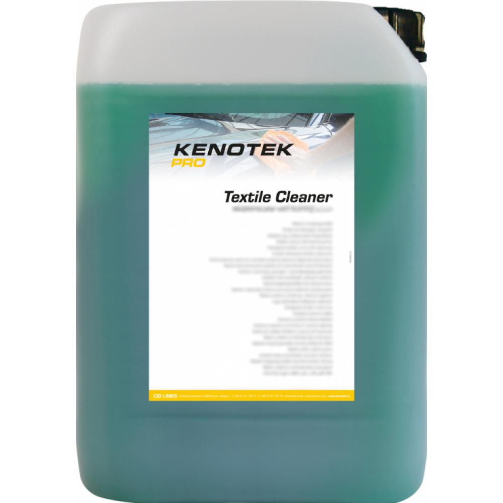 Средство для химчистки салона kenotek textile cleaner