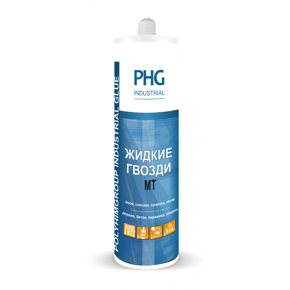 фото Жидкие гвозди phg industrial 300 ml 448733