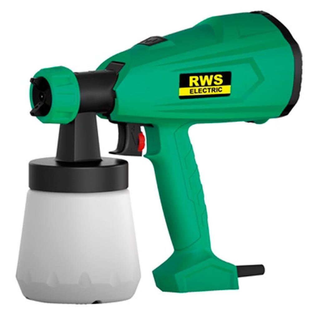 Краскопульт rws кп-350 25506