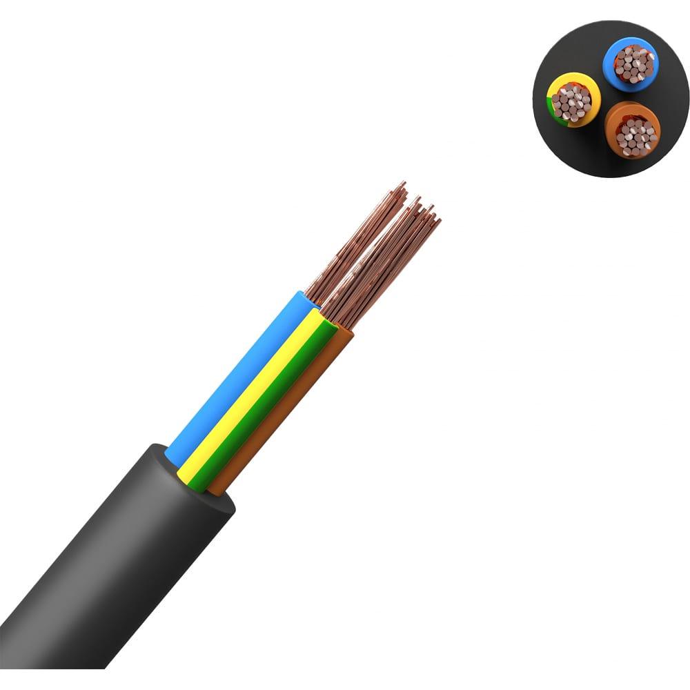 Кабель кгт партнер-электро 3х6 гост 100м p105g-03np08mc-в100.