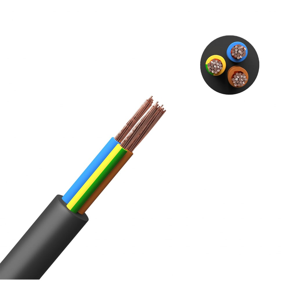 Кабель кгт партнер-электро 3х15 5м p105g-03051-b005.