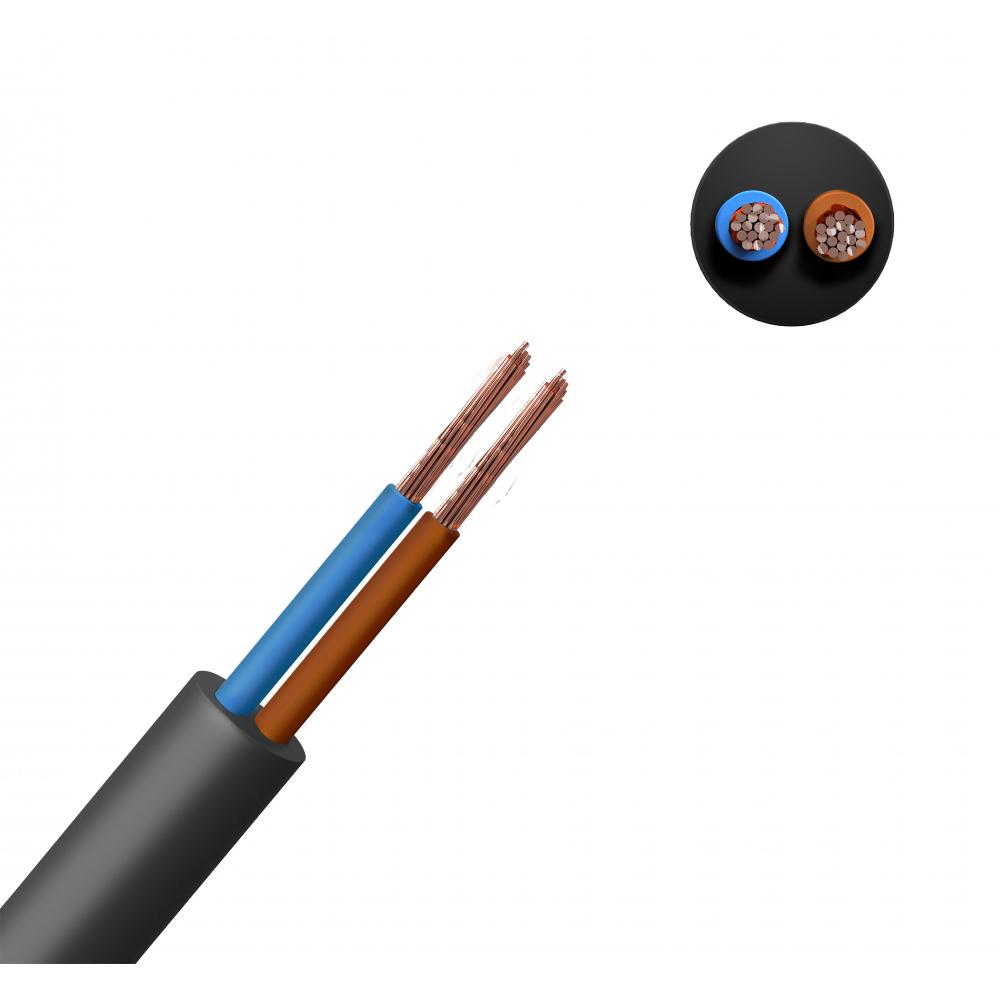 Кабель кгт партнер-электро 2х25 50м p105g-02061-c050.