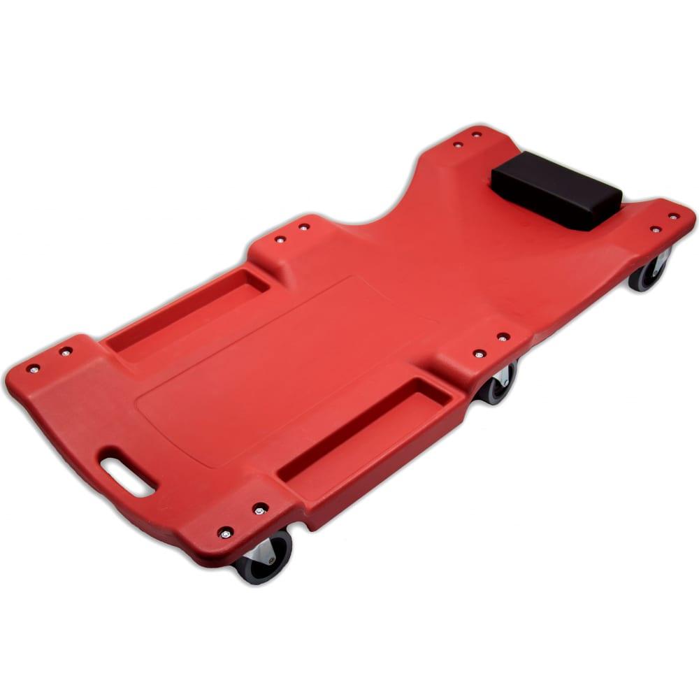 Купить Подкатной пластиковый лежак torin trh6802-2