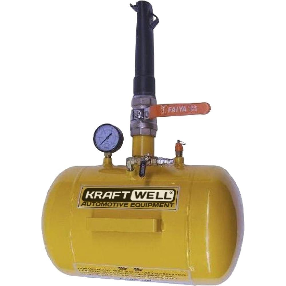 Купить Бустер для взрывной накачки колес kraftwell 38 л krwb-38