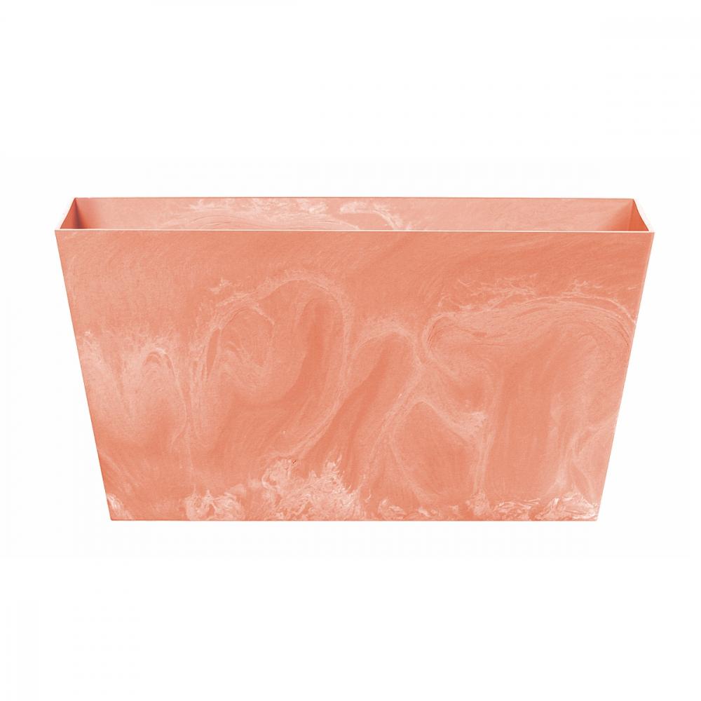 Купить Кашпо для цветов prosperplast tubus case effect терракотовый 38, 6 л dtuc600e-r624
