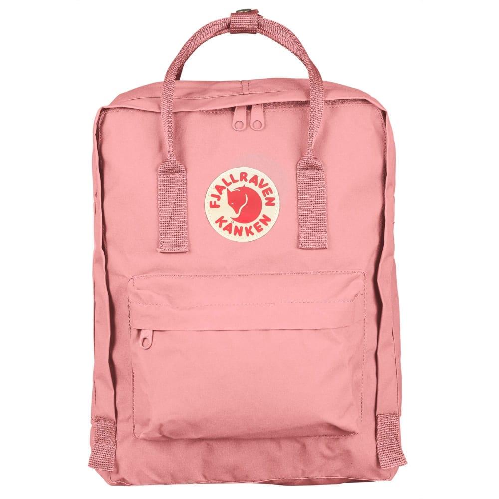 Рюкзак fjallraven kanken розовый, 27х13х38 см,