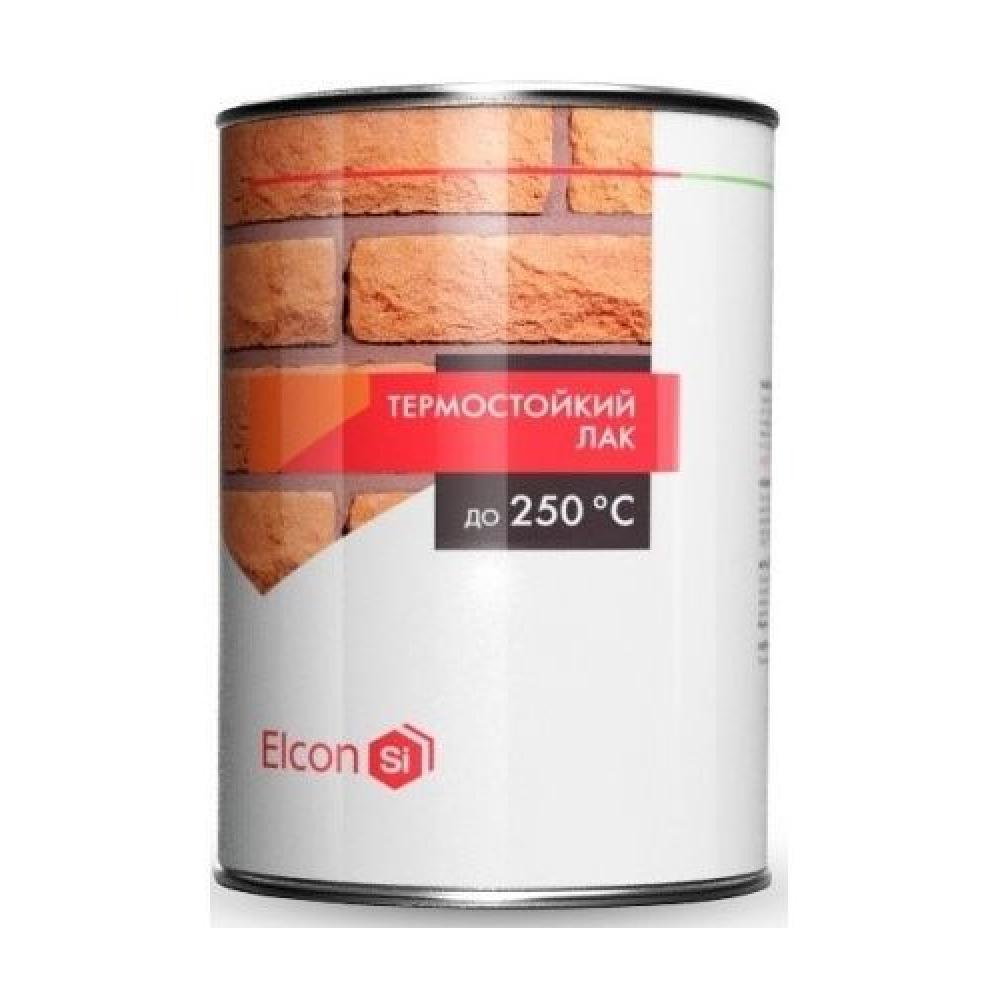 Термостойкий лак elcon 1 л 00-00002950