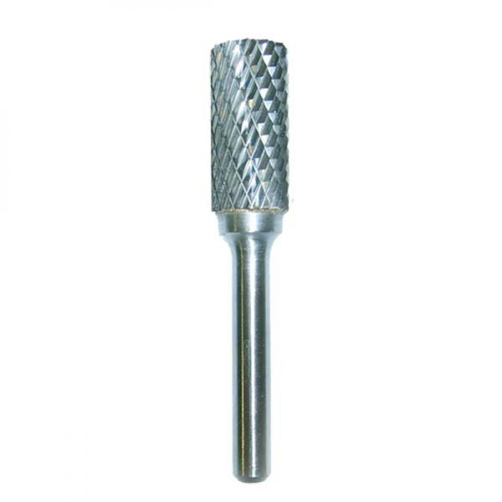 Борфреза цилиндрическая удлиненная ce8 твердый сплав (12.7х6