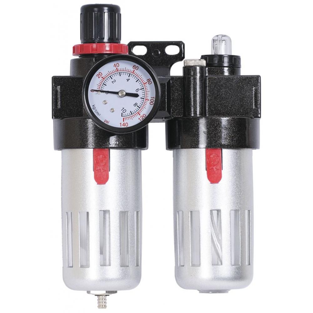 Купить Регулятор давления с фильтром и лубрикатором автоdело 42560 10841
