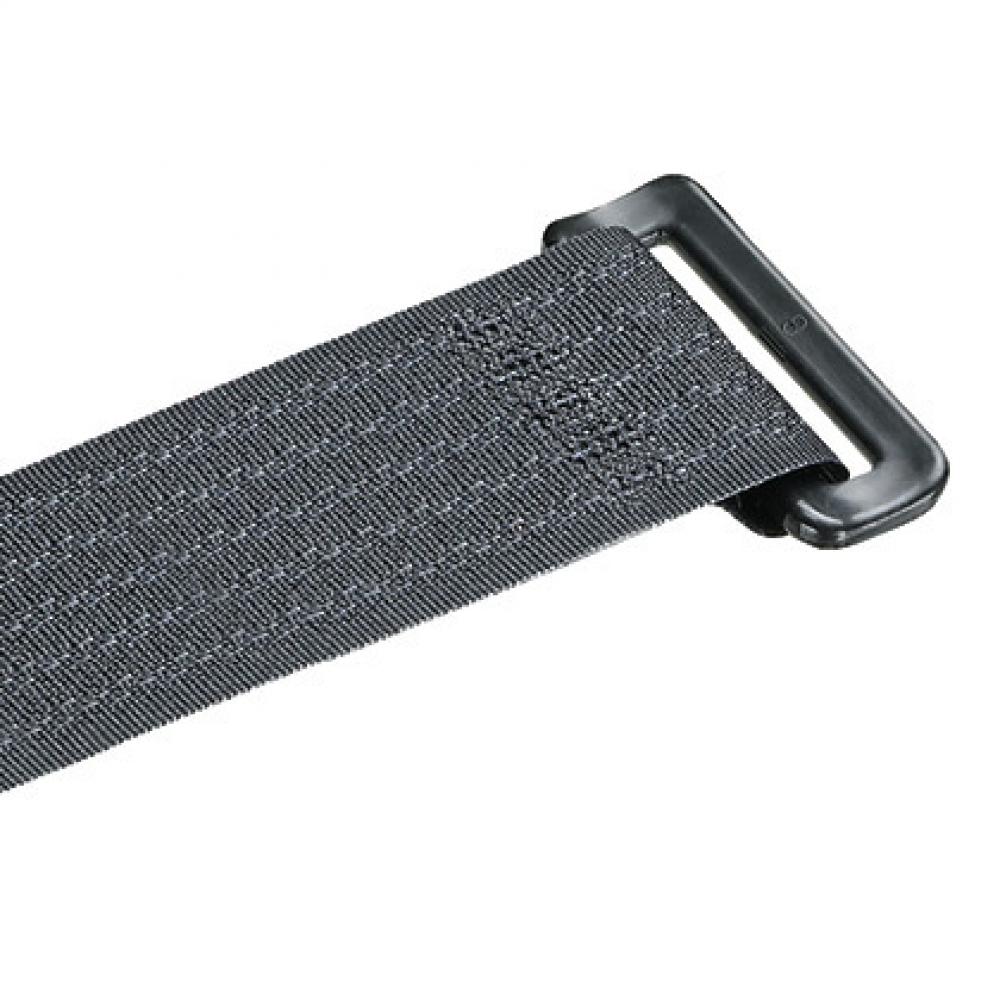 Купить Кабельная стяжка с пластиковой пряжкой panduit uct3s-x0 ultra-cinch 305x21.6мм, цвет черный 10шт. 54471