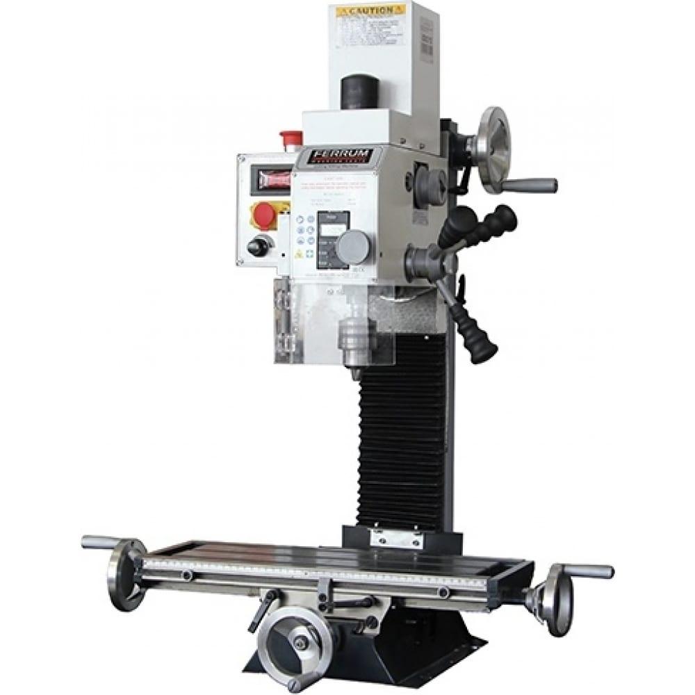 Настольный фрезерный станок ferrox bf 20 vario 44049