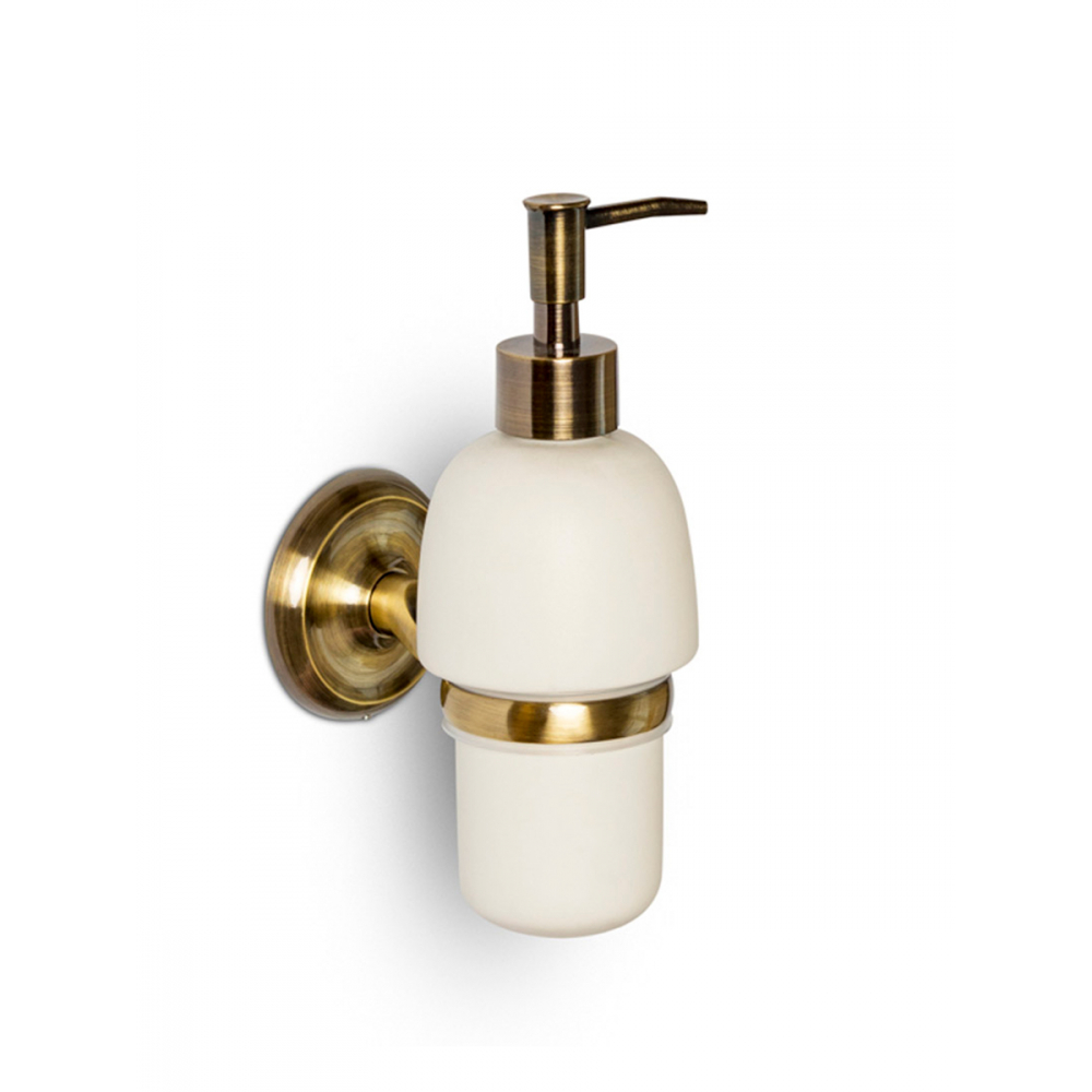 Дозатор жидкого мыла lotti portofino lt25601