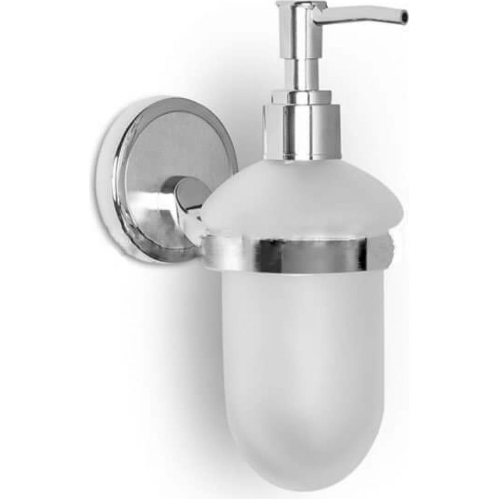 Дозатор жидкого мыла lotti siesta lt18906  - купить со скидкой