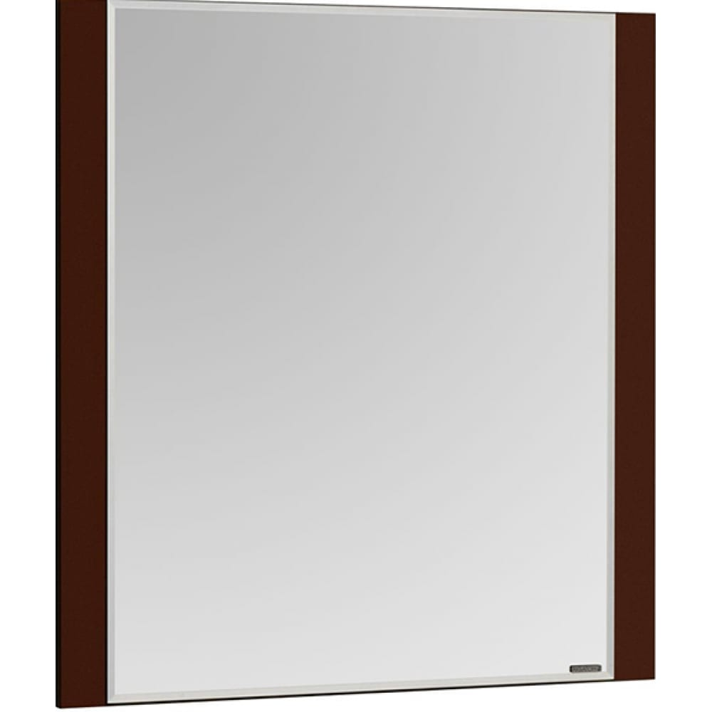 Зеркало акватон ария 65 темно коричневый 1a133702aa430