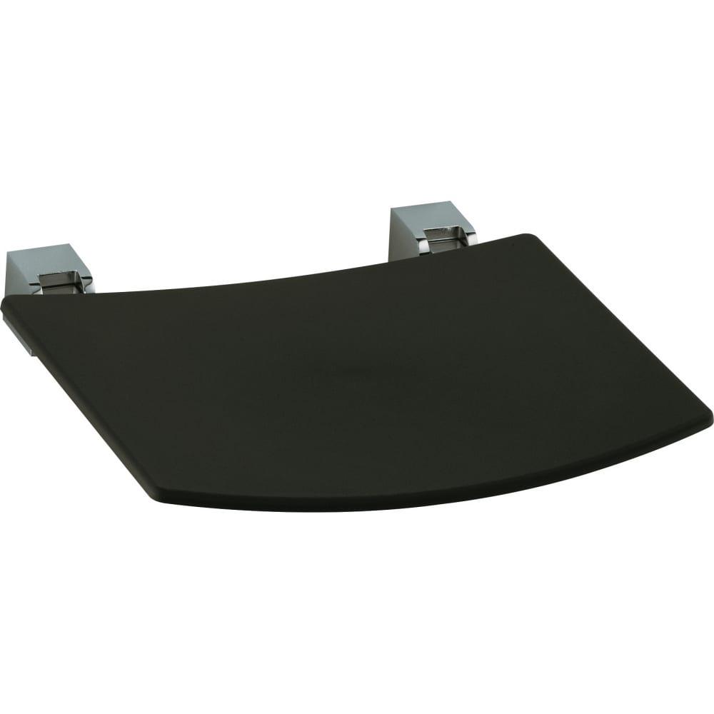 Складное сиденье keuco plan цвет темно серый