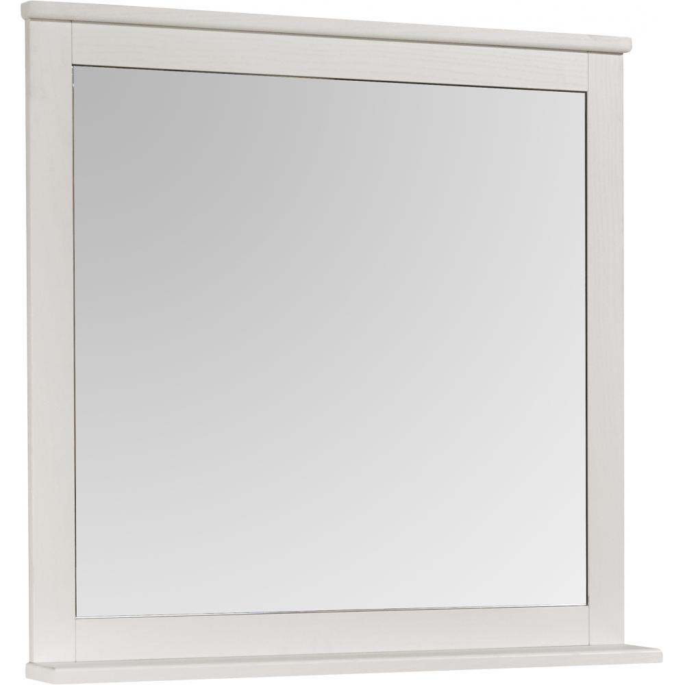 Зеркало акватон леон 80 дуб белый 1a186402lbps0