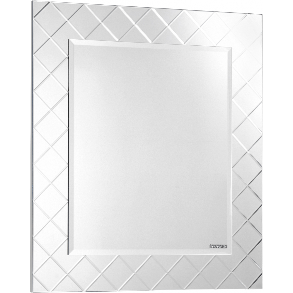 Зеркало акватон венеция 75 белый 1a151102vnl10 00000062386
