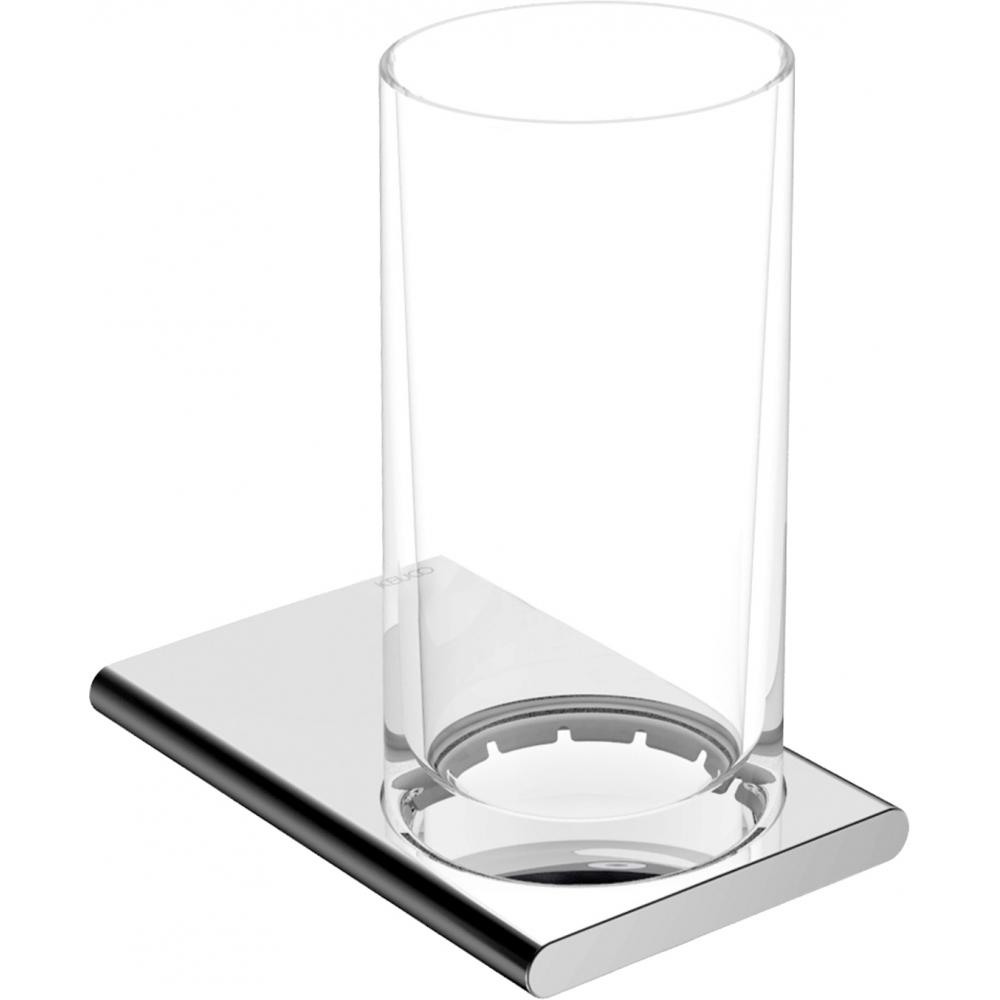 Держатель стакана keuco edition 400 со стаканом