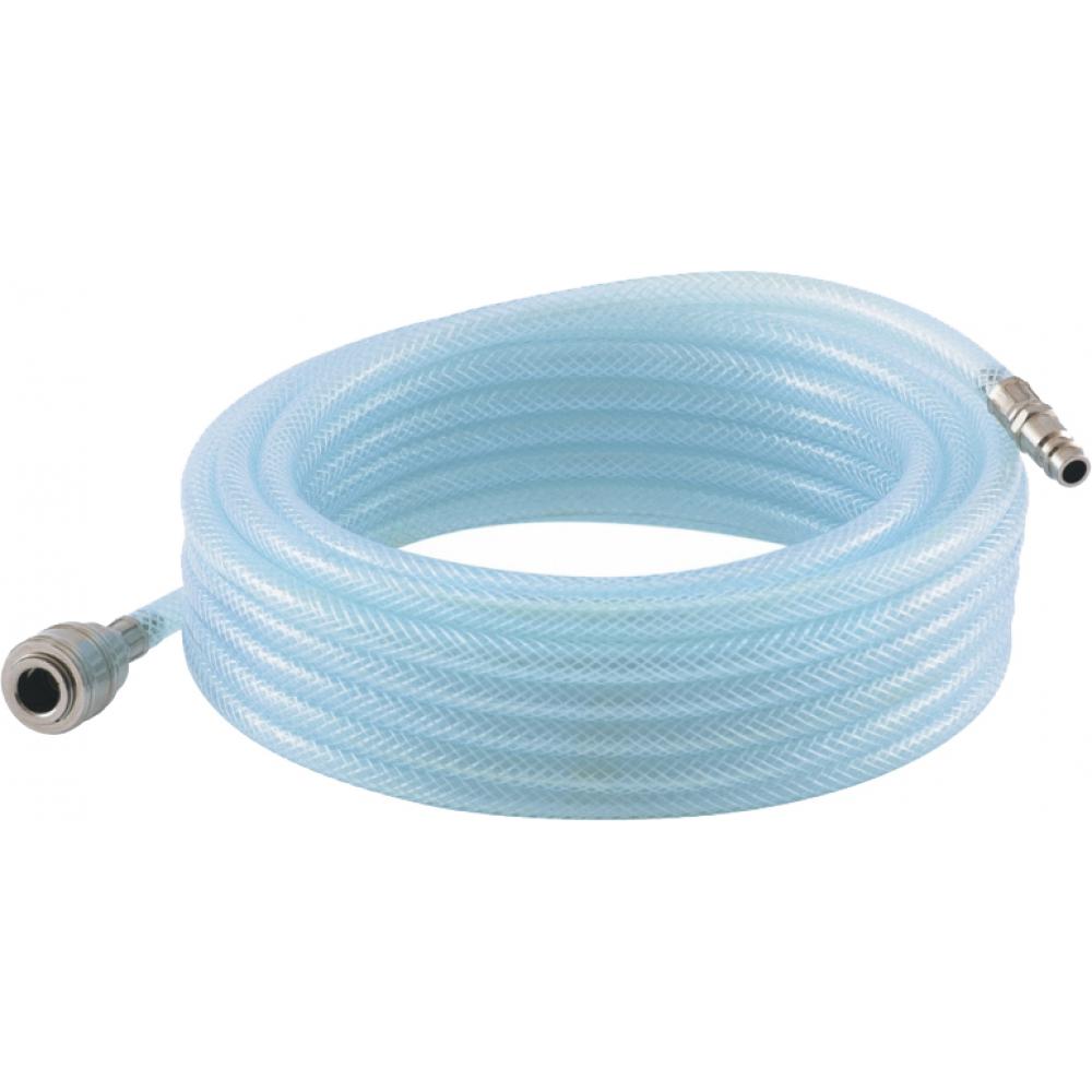 Купить Воздушный шланг пвх aist 10.0х14.0 мм 15 м с быстросъемными соединениями 00-00010127