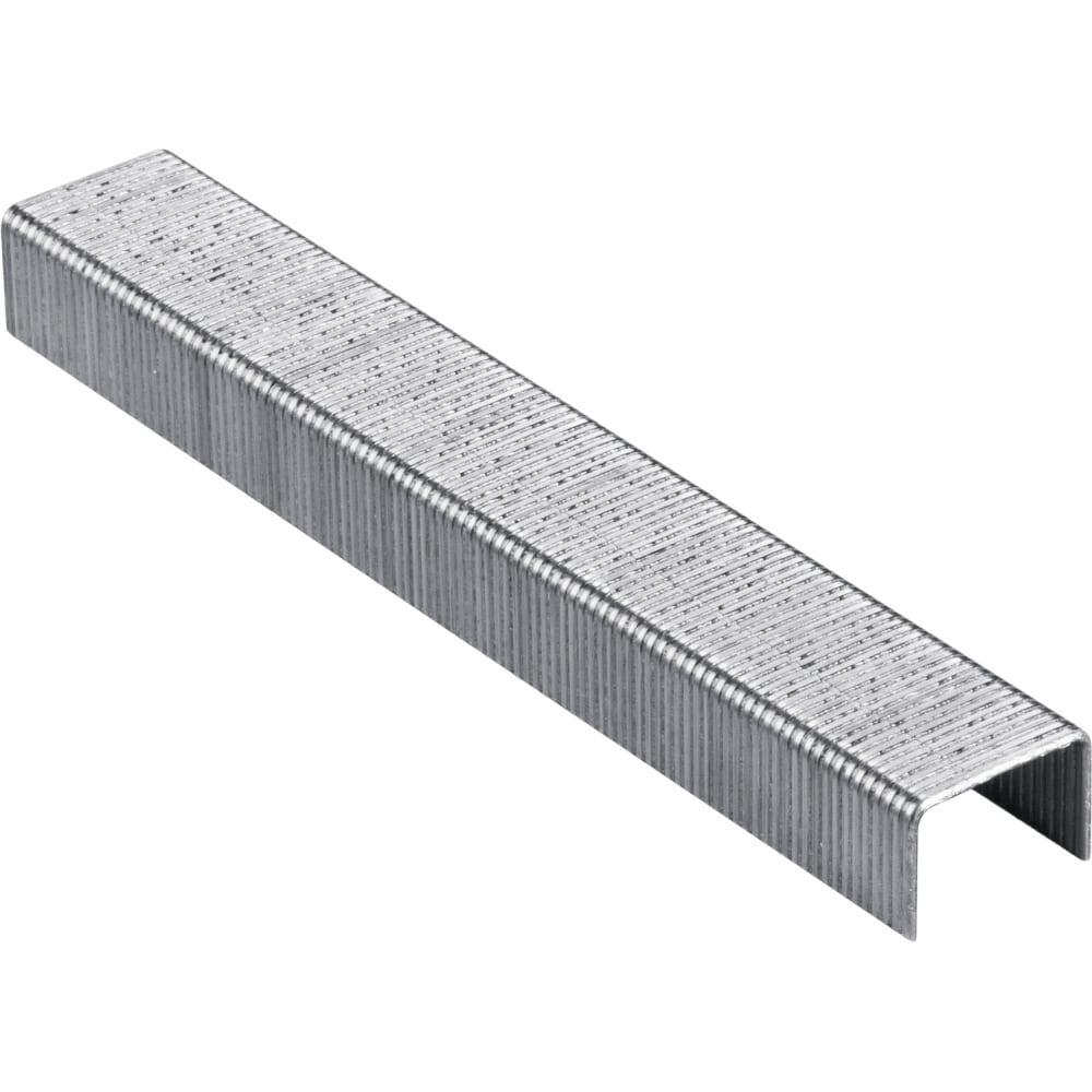 Скобы для степлера bosch t53 8 мм 1000 шт. 2609255820