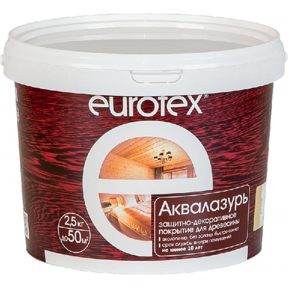 Купить Лак акриловый eurotex канадский орех 2.5 кг 1/4 19961