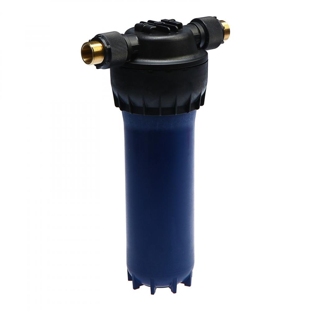Корпус предфильтра аквафор для холодной воды, соединение