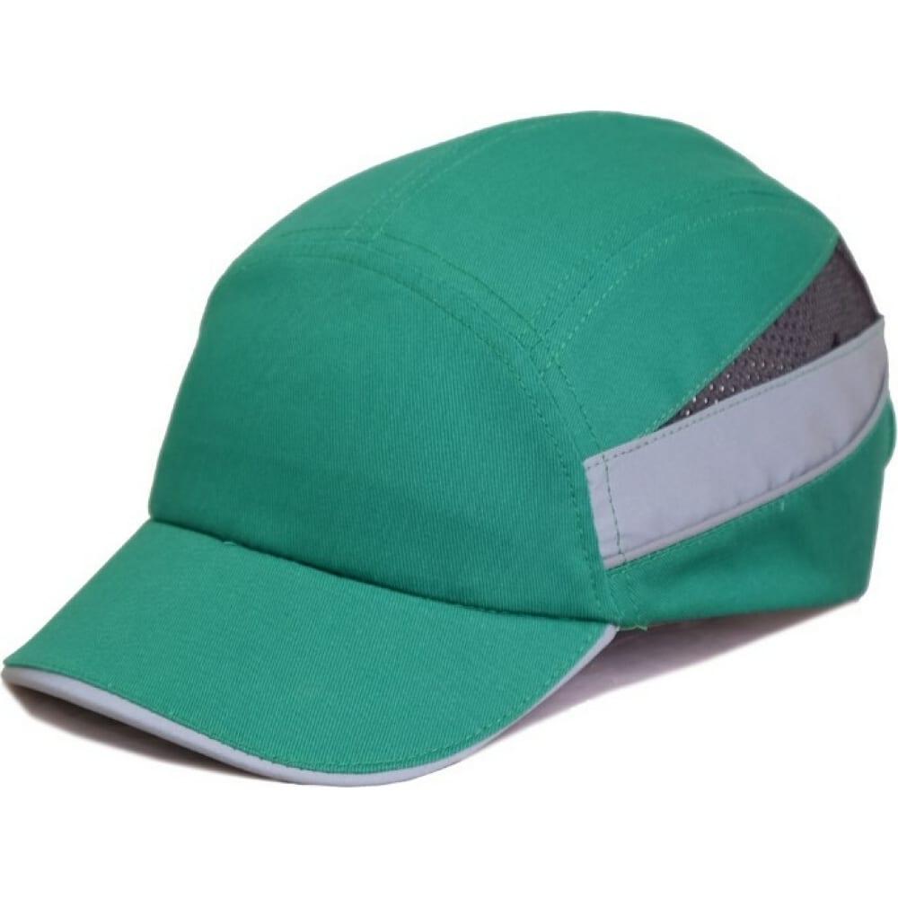 Защитная каскетка росомз rz biot cap зеленая 92219  - купить со скидкой