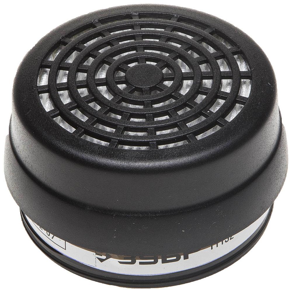 Сменный фильтр для респираторов и масок зубр эксперт тип а1p3, 2 шт. 11132  - купить со скидкой