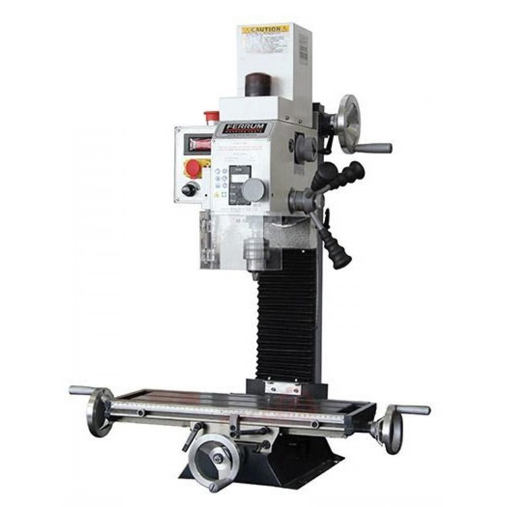 Настольный фрезерный станок ferrox bf 30l vario 44027