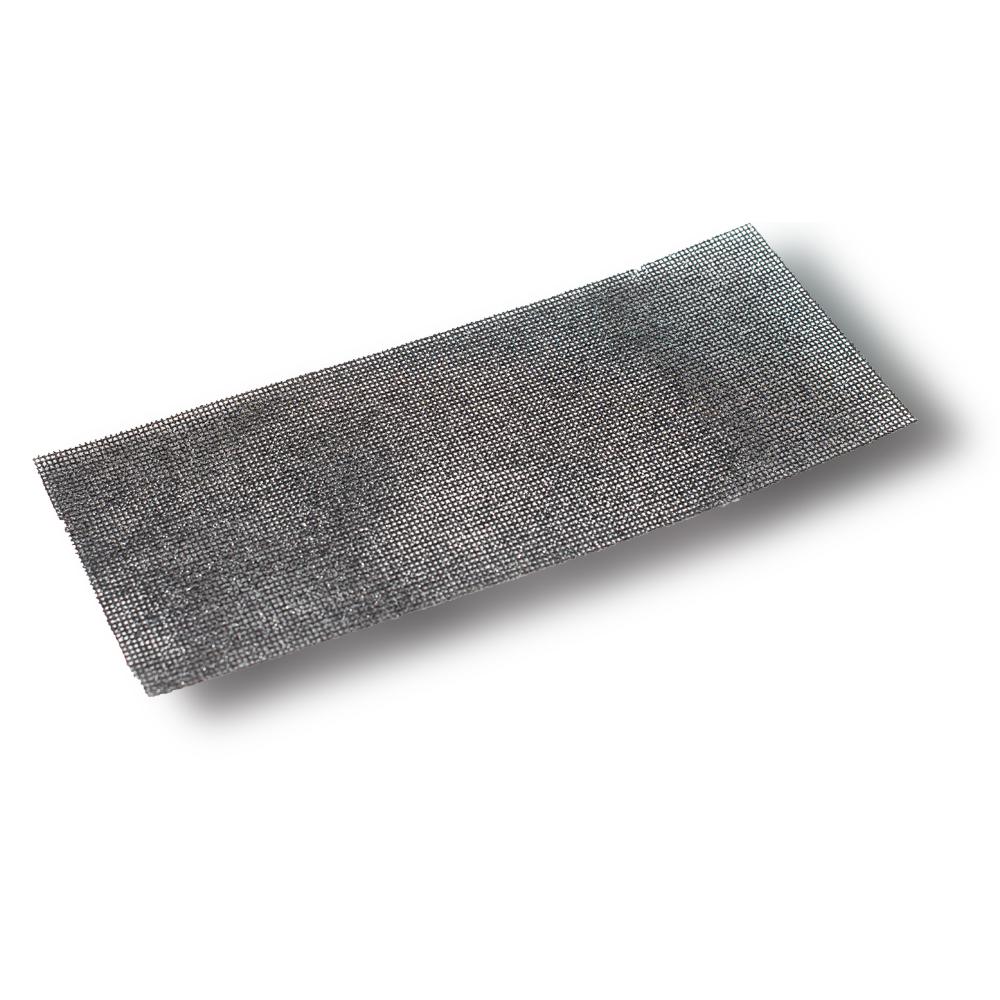 Купить Сетка шлифовальная (5 шт, 115х280 мм, р60) grossmeister 011001060