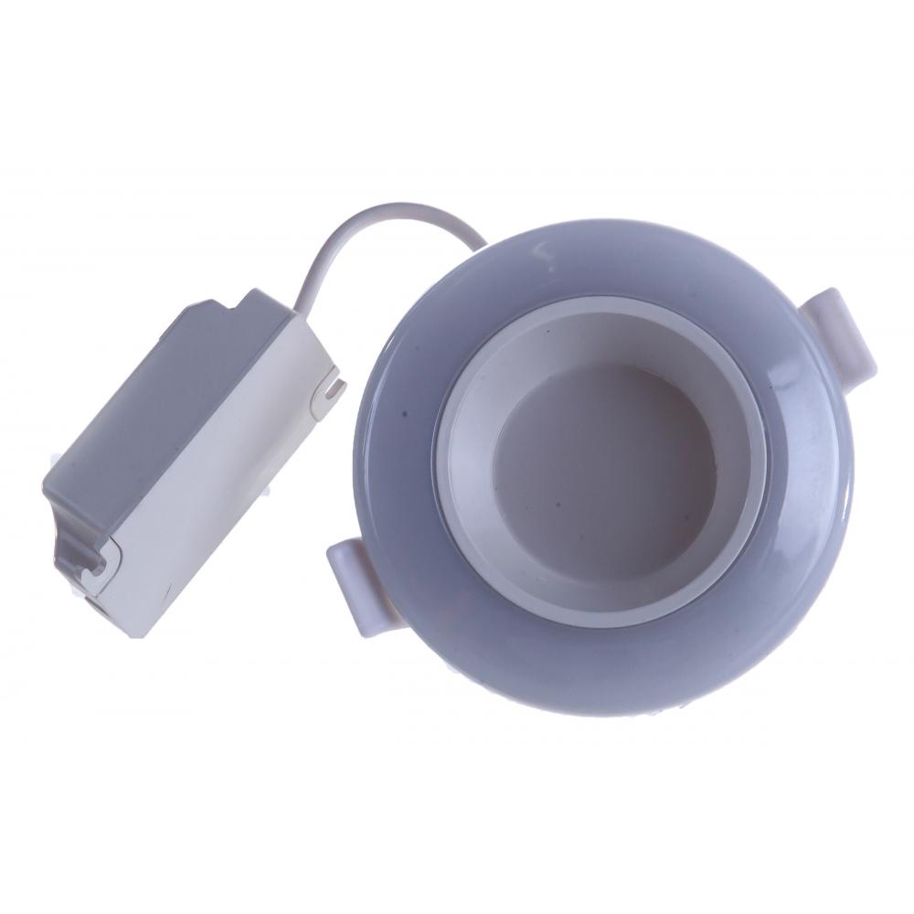 Светодиодный встраиваемый светильник general lighting systems круг 3 режима 415007  - купить со скидкой