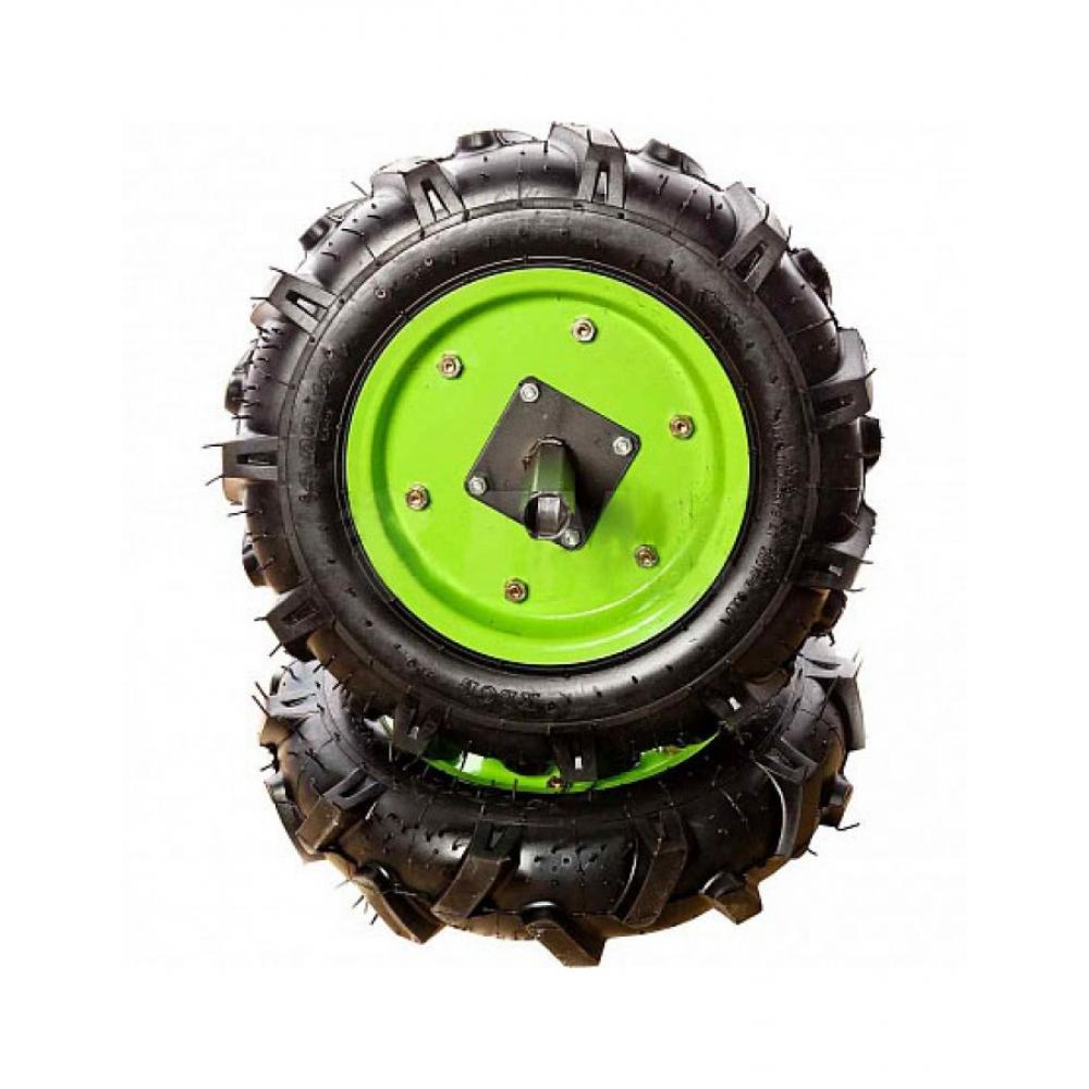 Колеса с крепежом для мотоблоков и культиваторов (19х7-8; 2 шт.) redverg 6655405