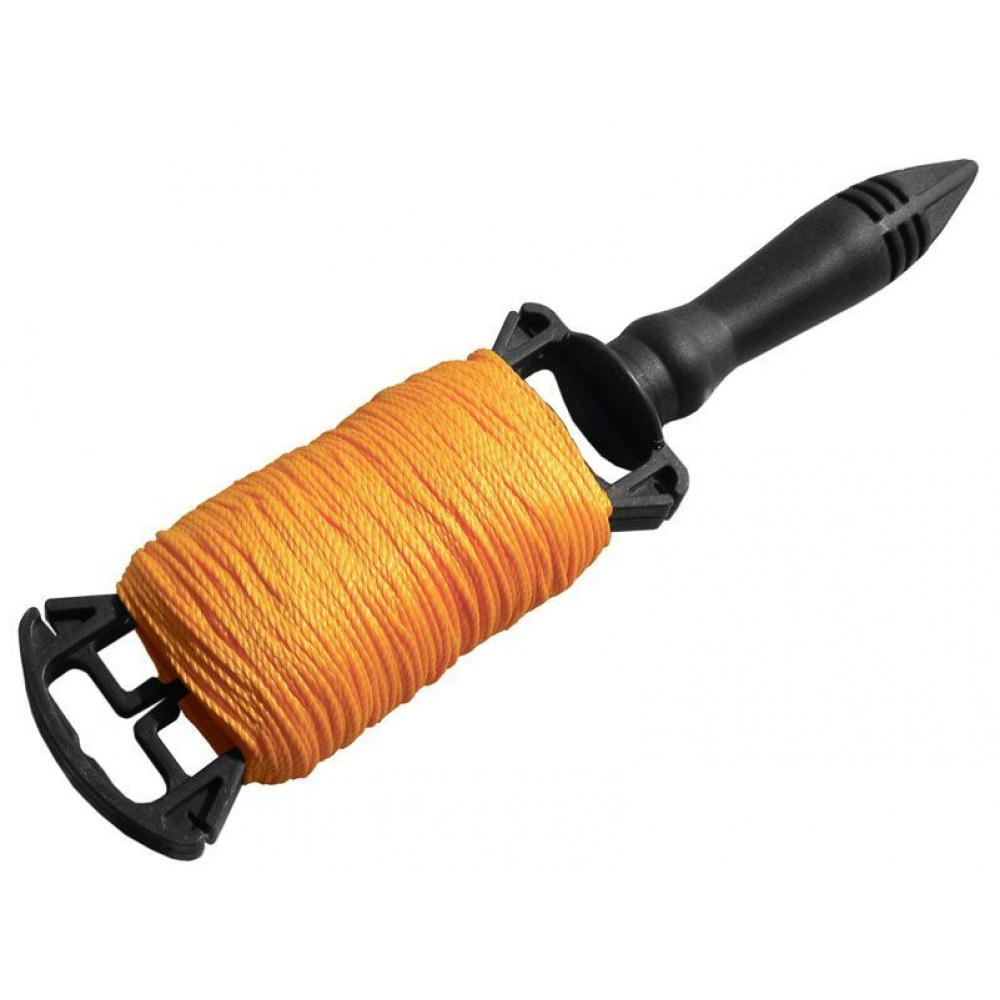 Купить Разметочный шнур usp желтый, на катушке, 100 м 04760