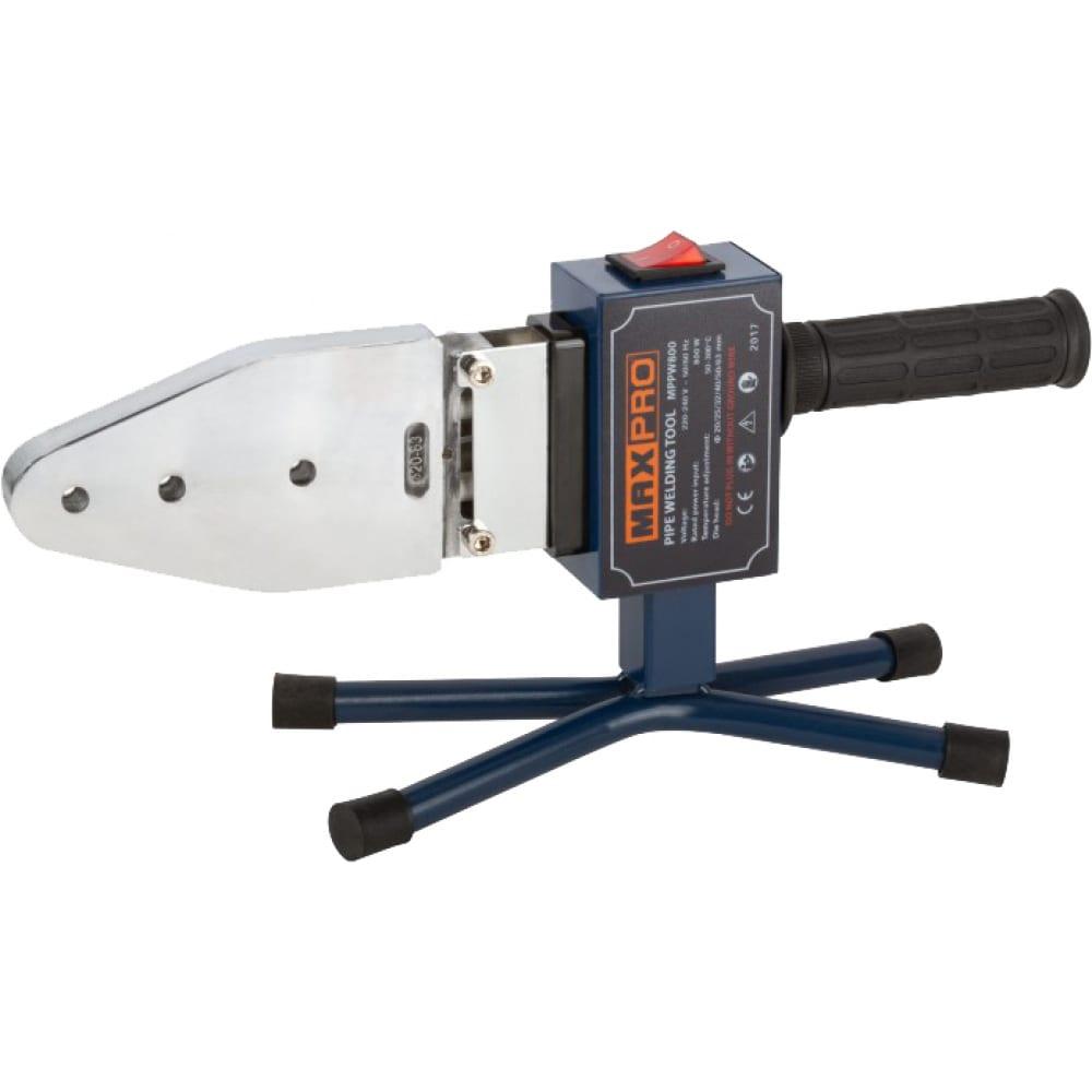 Купить Сварочный аппарат для пластиковых труб max-pro 800 вт 85280