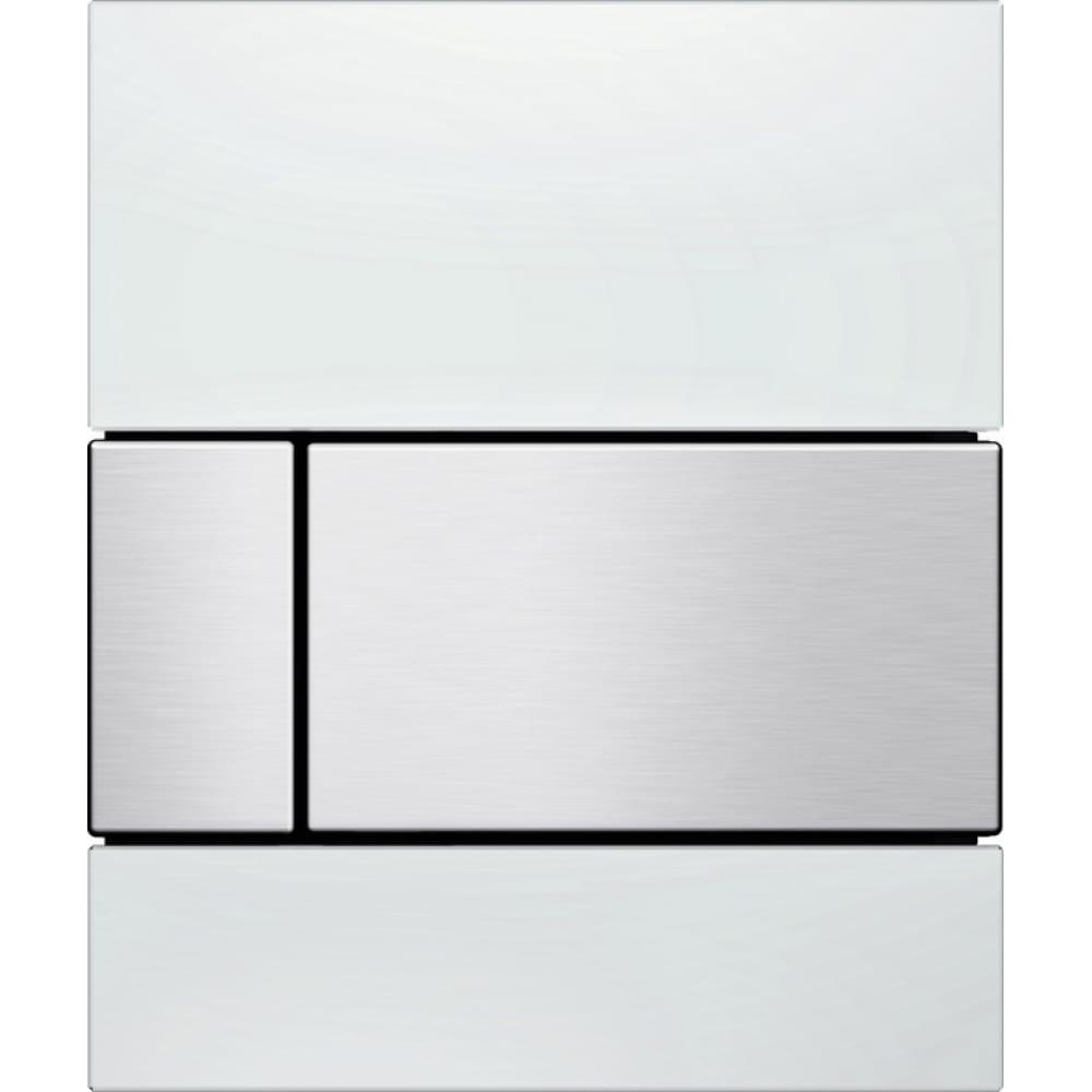 Купить Стеклянная панель смыва tece tecesquare с картриджем для писсуара 9242801