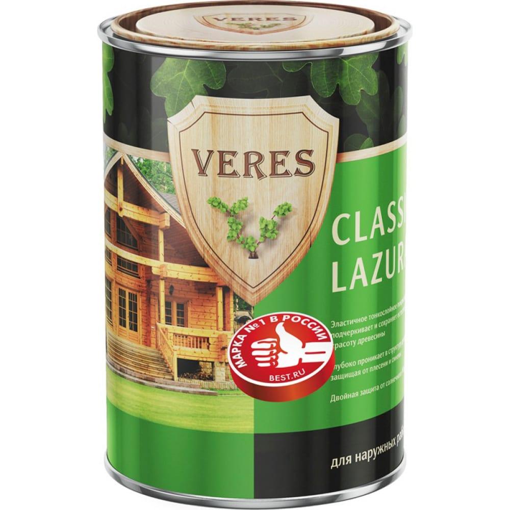Купить Пропитка veres classic lazura №17 золотой бор 2.7 л 1/4 42017