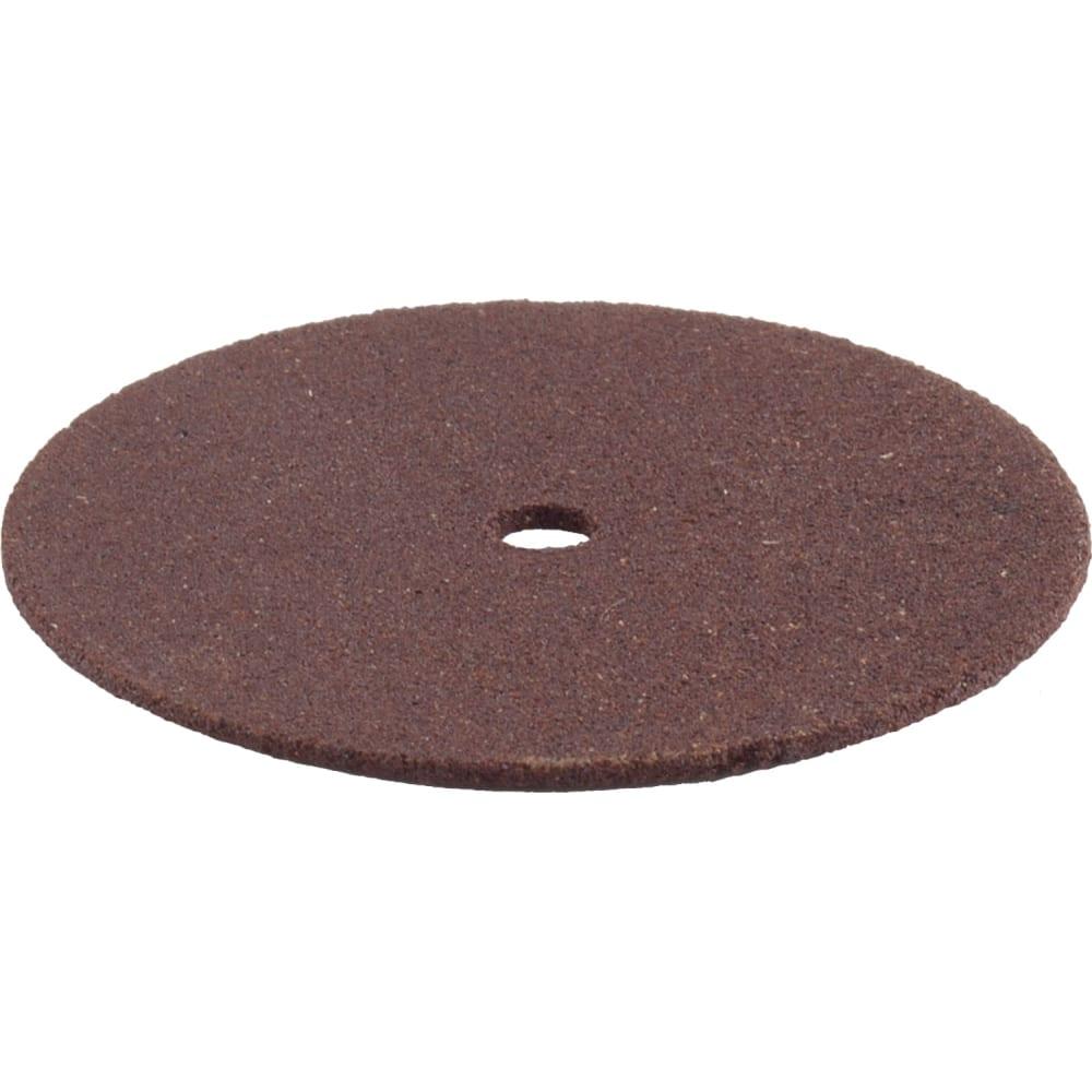 Купить Отрезной абразивный-электрокорунд круг зубр d 24x2x0.4 мм 10 шт. 35925