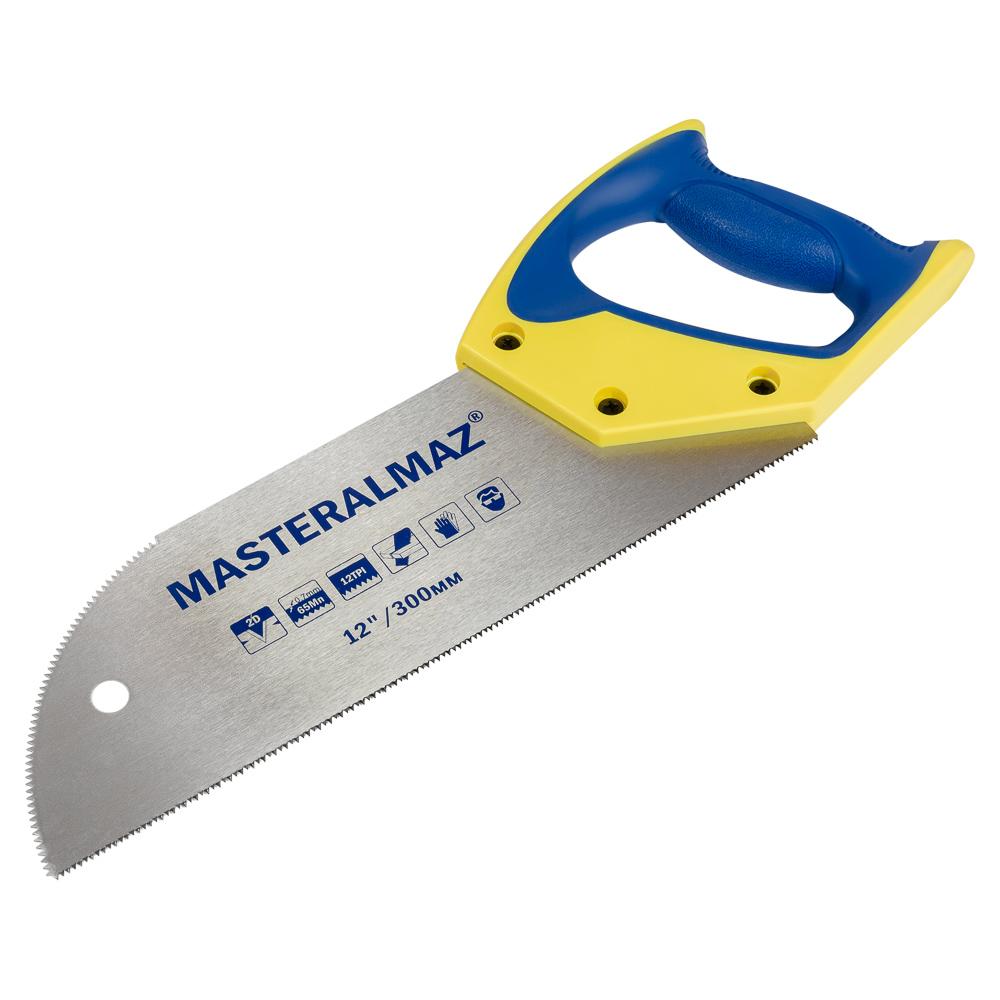 Ножовка для фанеры мастералмаз 300мм 10508009