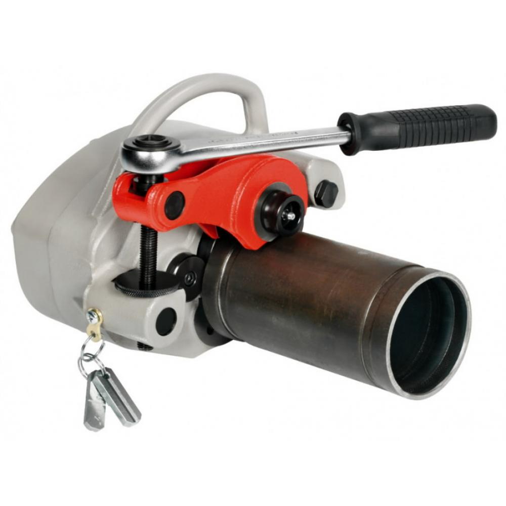 Ручное устройство для накатывания желобков rothenberger roll