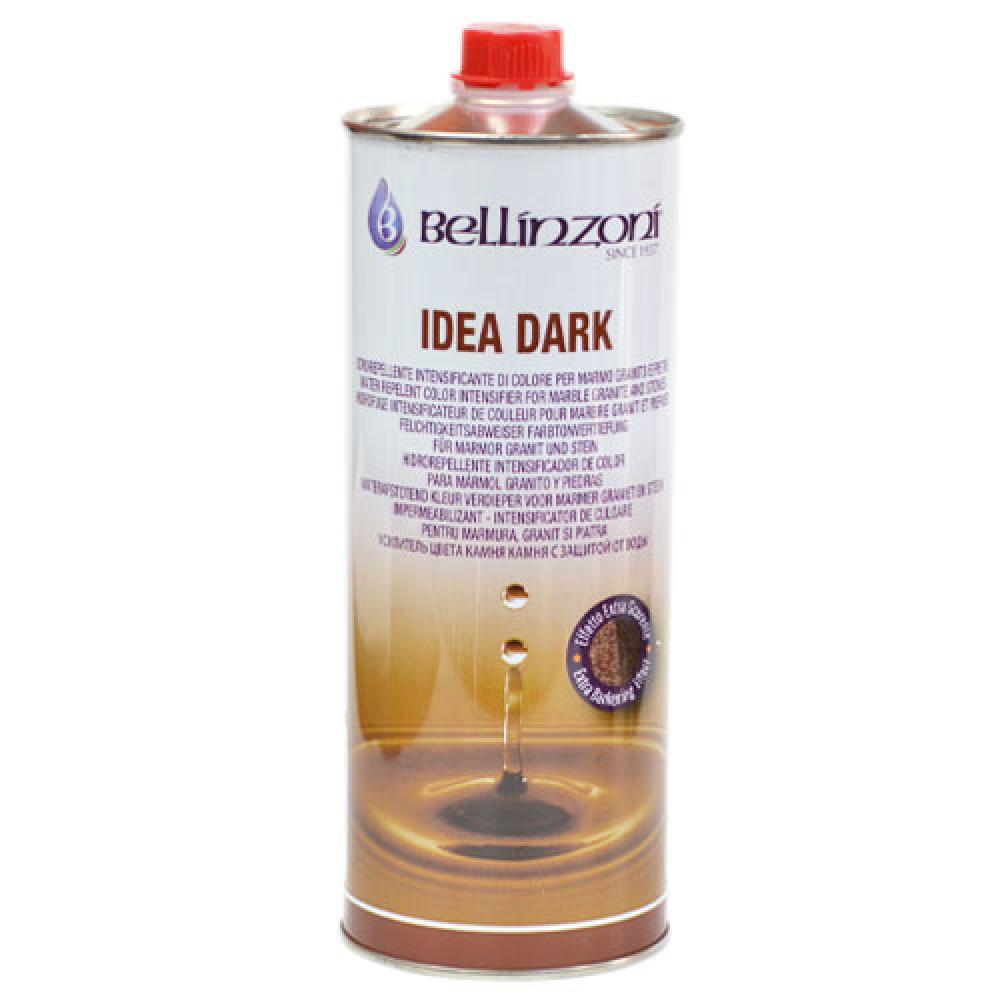 Покрытие bellinzoni idea dark усилитель цвета 1л 004230012