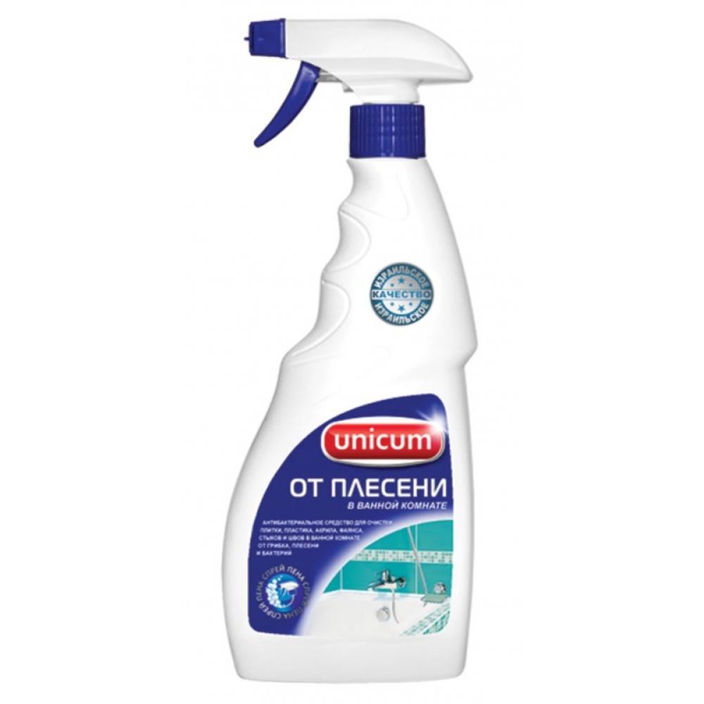 Купить Чистящее средство для удаления плесени в ванной комнате unicum 500 мл, спрей, 300537 604908