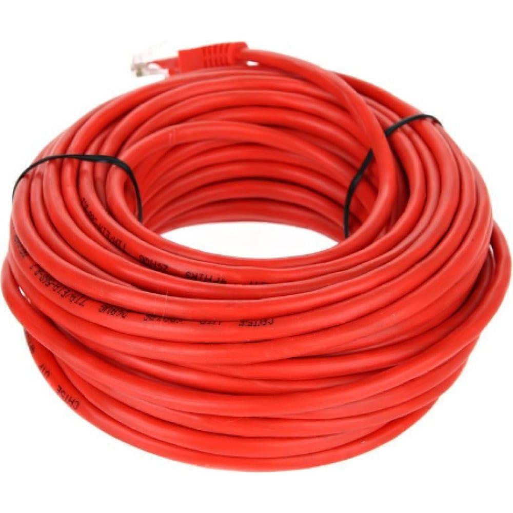Купить Литой патчкорд telecom utp, категория 5е, 15, 0м, красный na102-r-15m