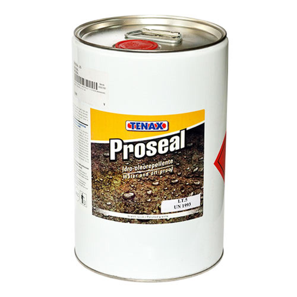Купить Покрытие tenax proseal водо/масло защита 5 л 039230030