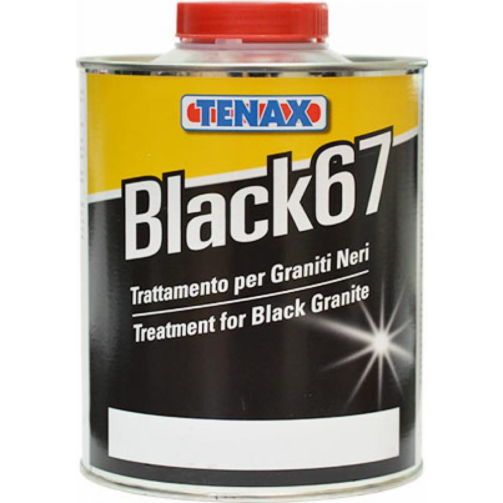 Купить Покрытие tenax black 67 усилитель черного цвета 1 л 039.230.1475