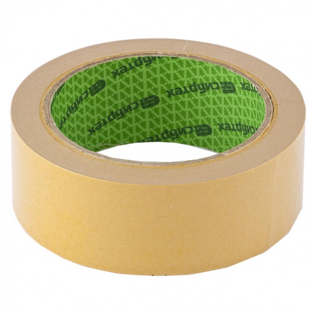 Купить Клейкая двусторонняя лента сибртех 38 мм х 5 м, на тканевой основе сибртех 88710