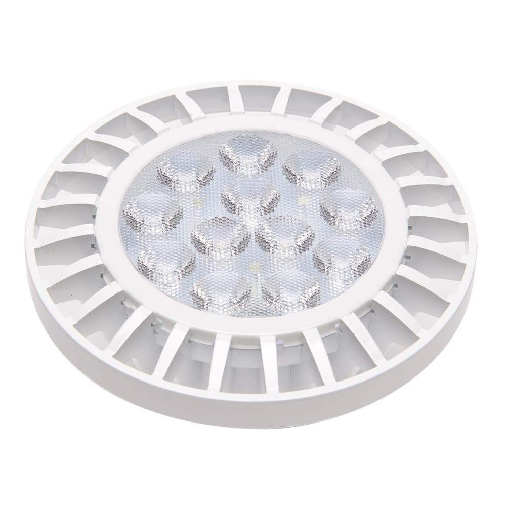 Лампа jazzway pled-ar111 15w 3000k 1200lm g53185-265v 5017931