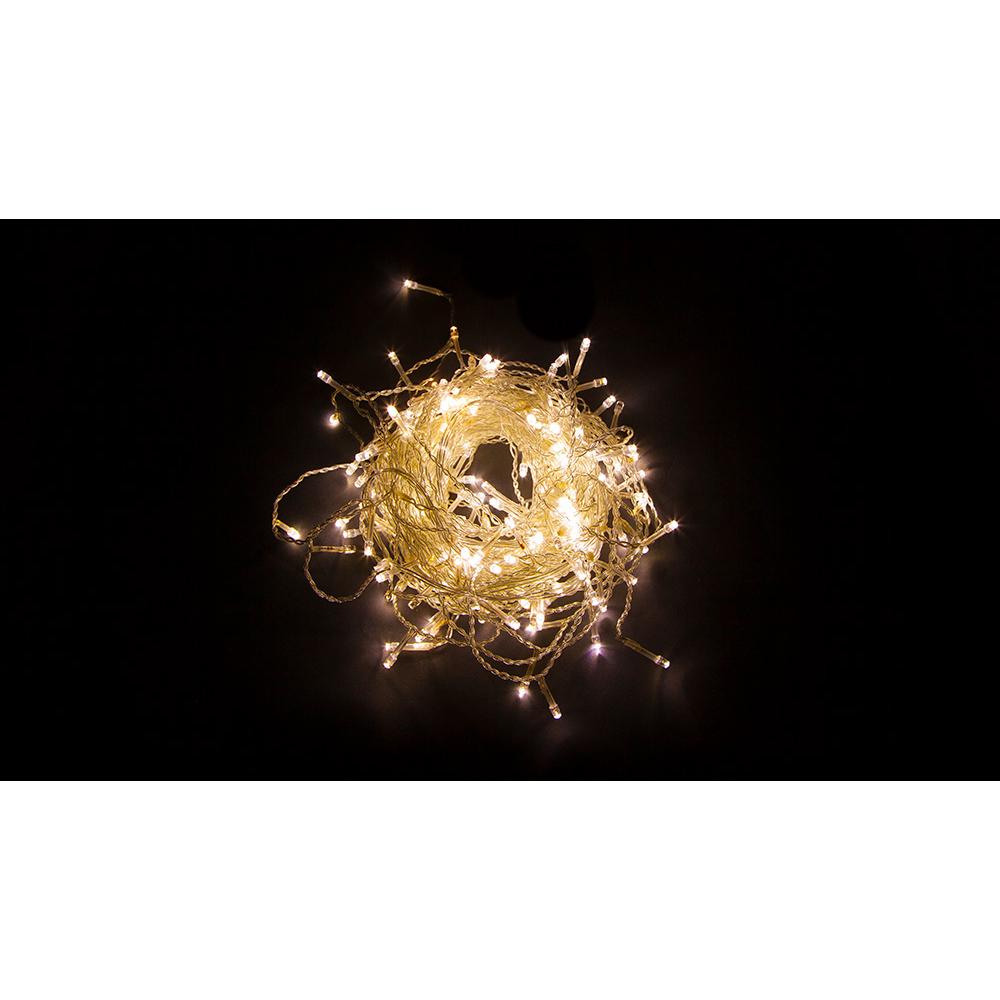 Купить Гирлянда feron 230v 240 led 2700k, эффект стробов, длина 5, 3м, ip44, шнур 3м, cl23 32351