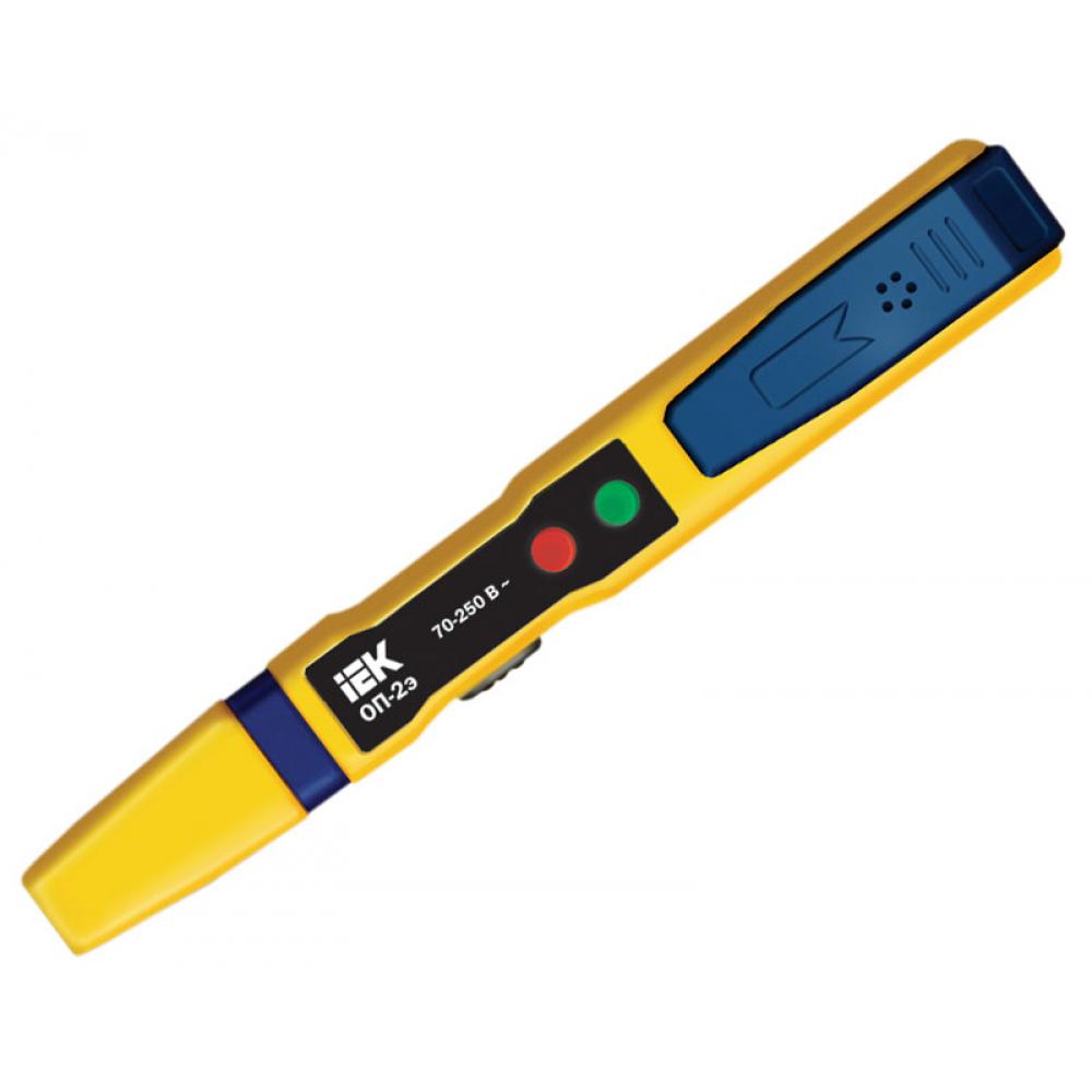 Отвертка-детектор iek оп-2э 9742129